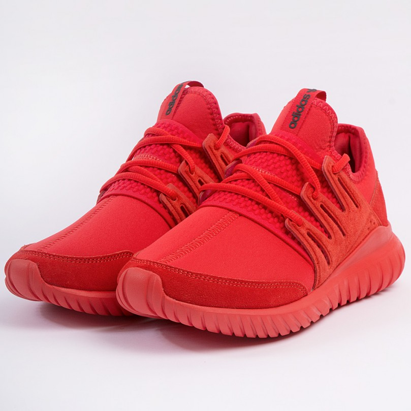 outlet store d329a 996f3 adidas en color rojo