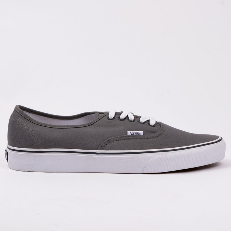 VANS AUTHENTIC PEWTER BLACK