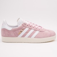 adidas gazelle w pink white gold
